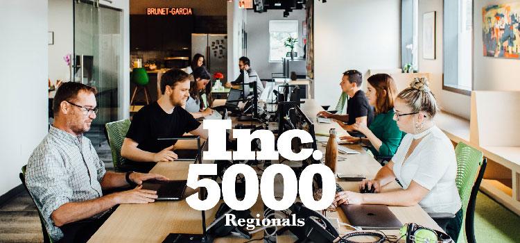 Inc. 5000 Regionals