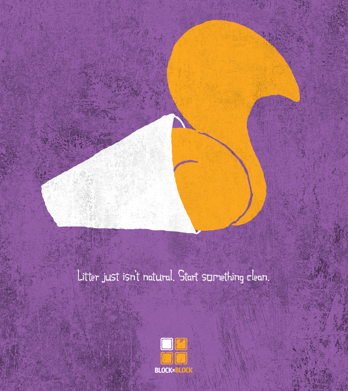 Litter Prevention Campaign