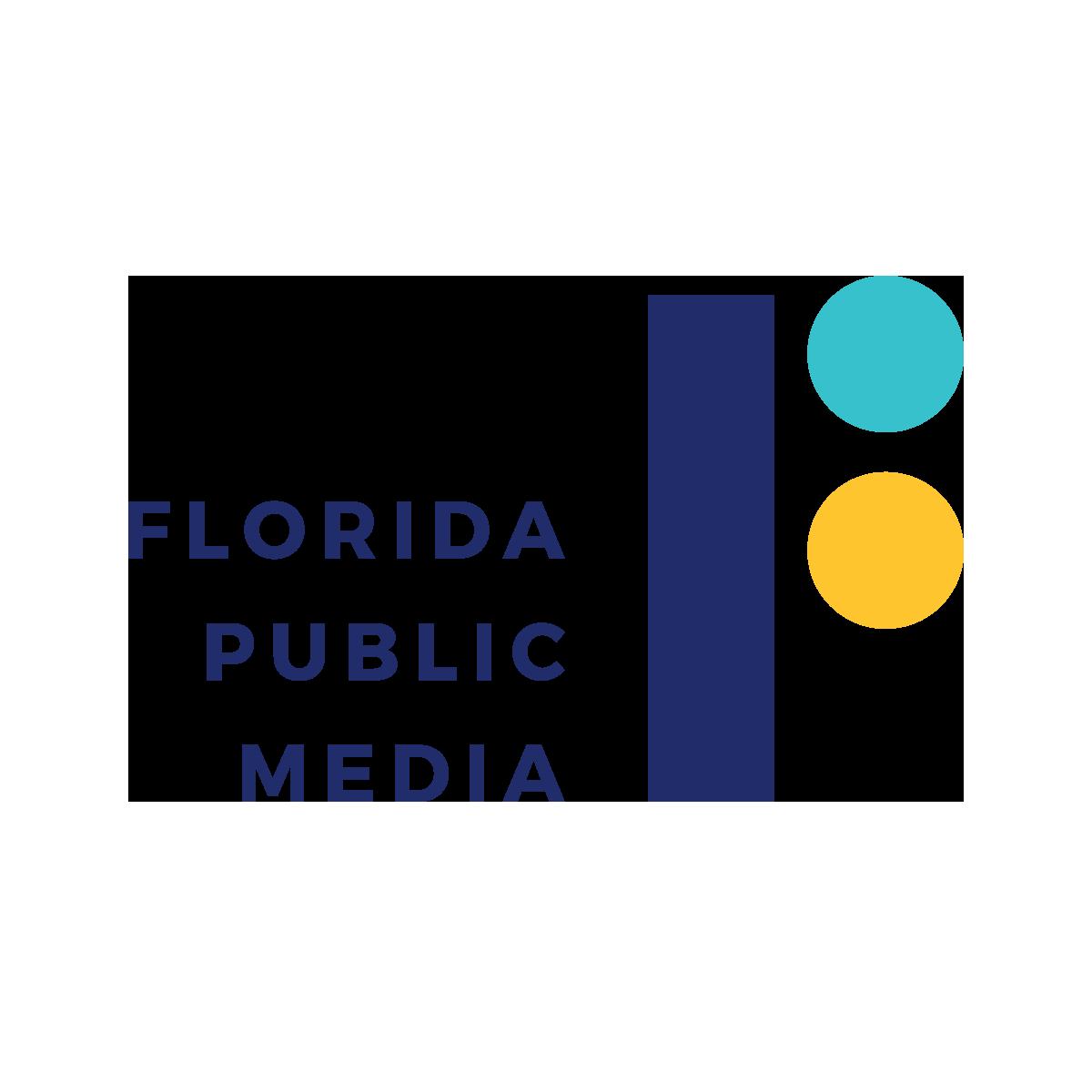 Florida Public Media Logo