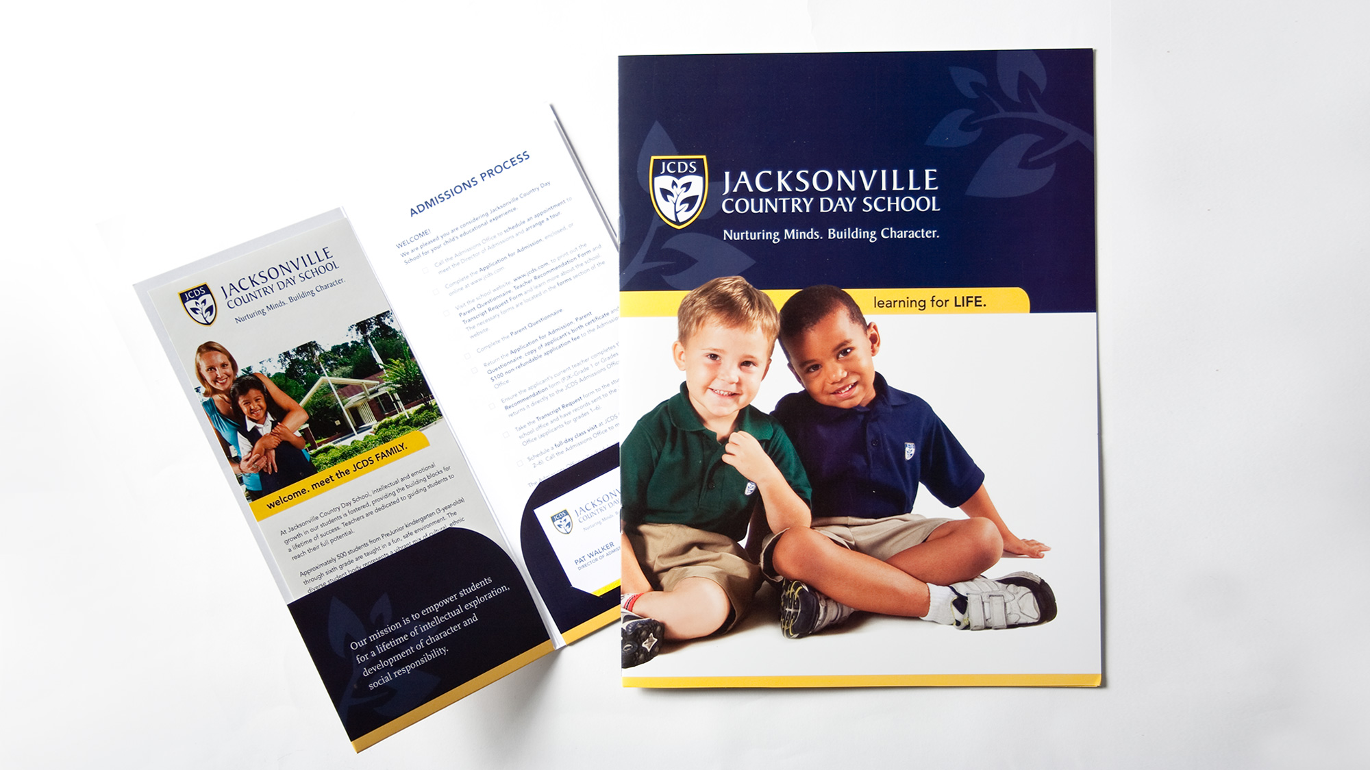 Jacksonville Country Day School view book