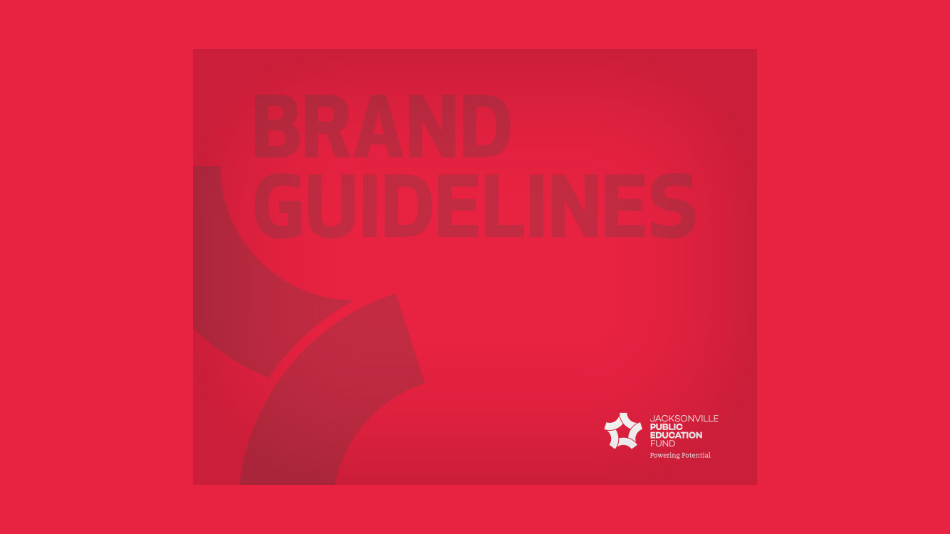 Brand Guideline cover