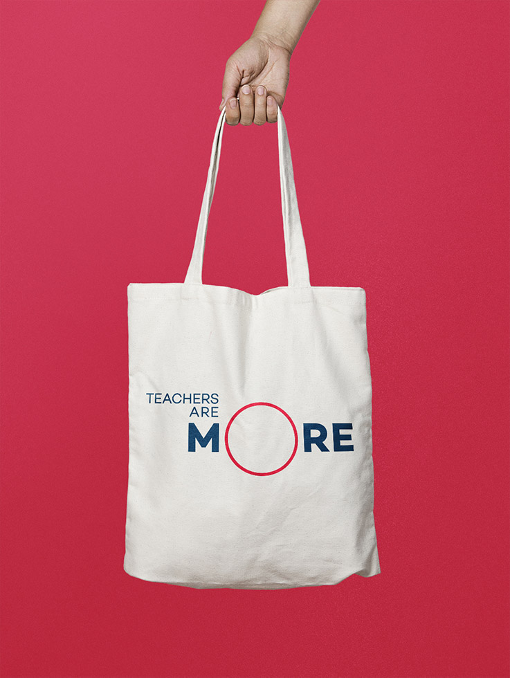 Jacksonville Public Education Fund tote bag