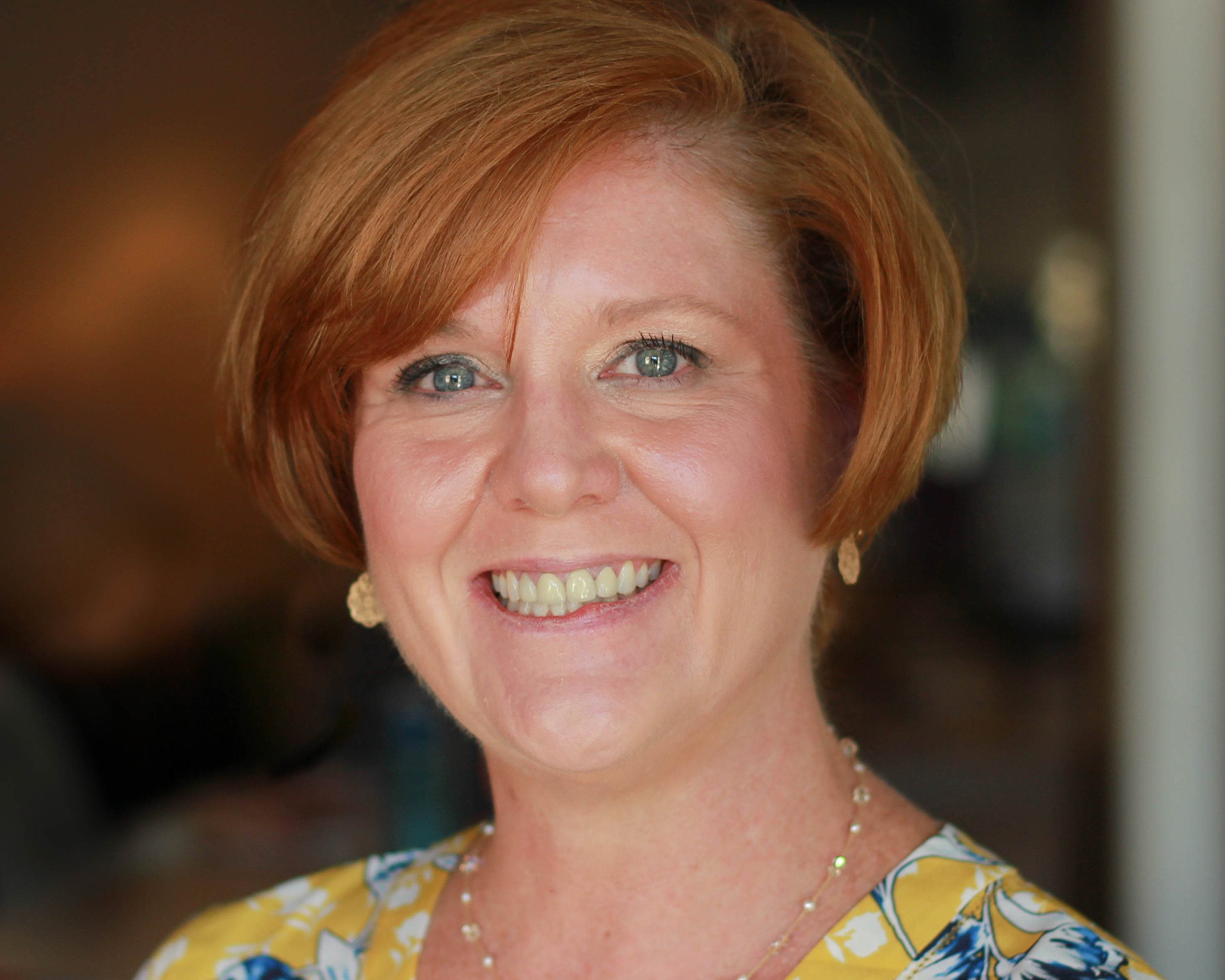 Portrait of Kathy Lacivita.