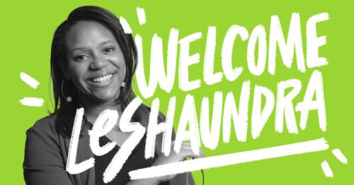 LeShaundra Blog header