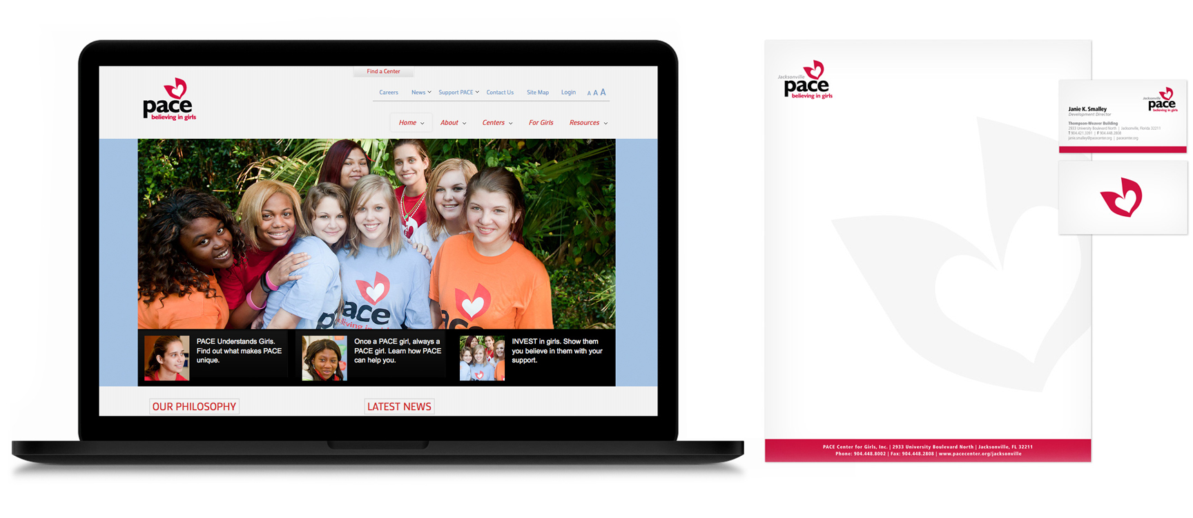 PACE-Stationery