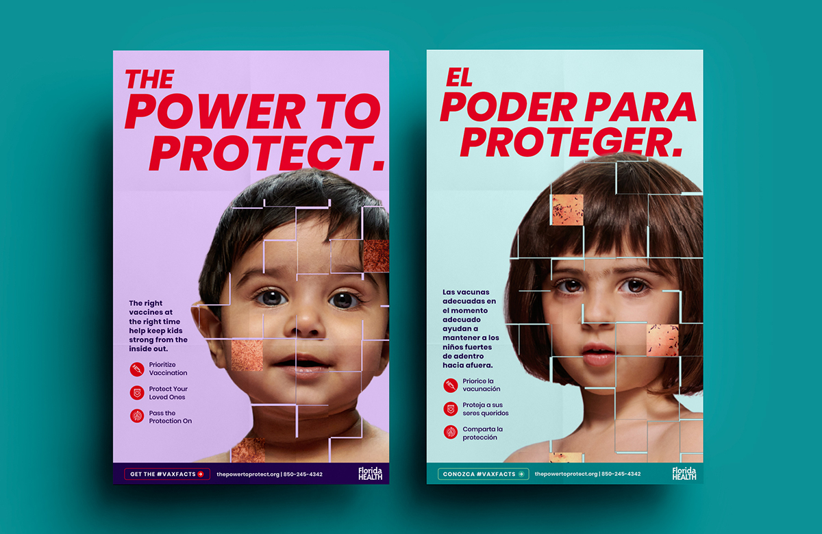 Power to Protect Poster