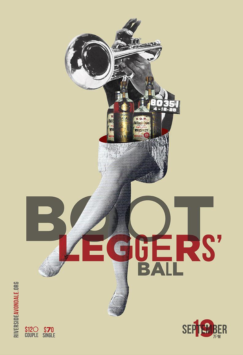 RAP-Bootleggers-Ball-dancer-poster