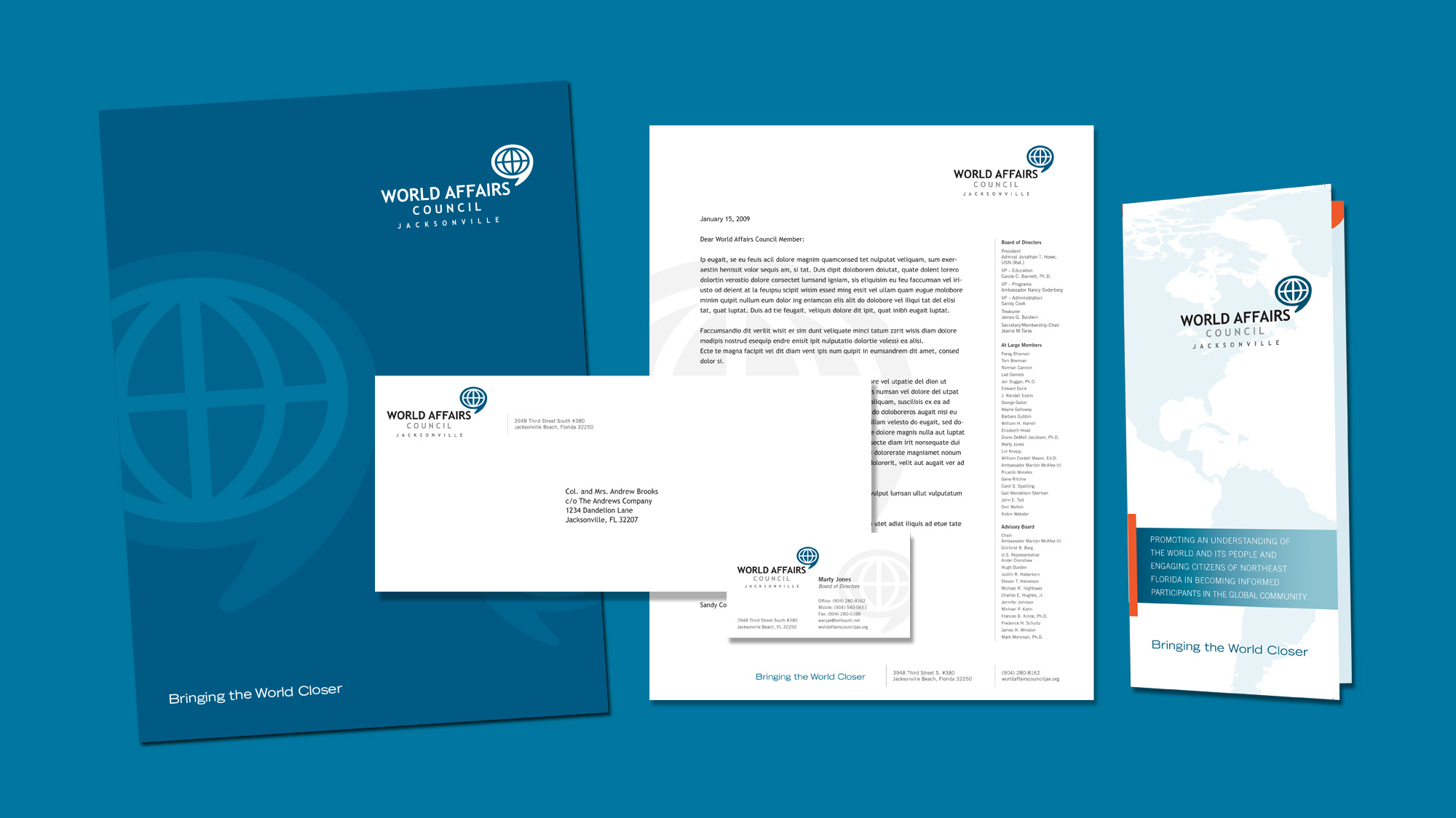 Direct Mail Campaigns, Brochures, and Flyers