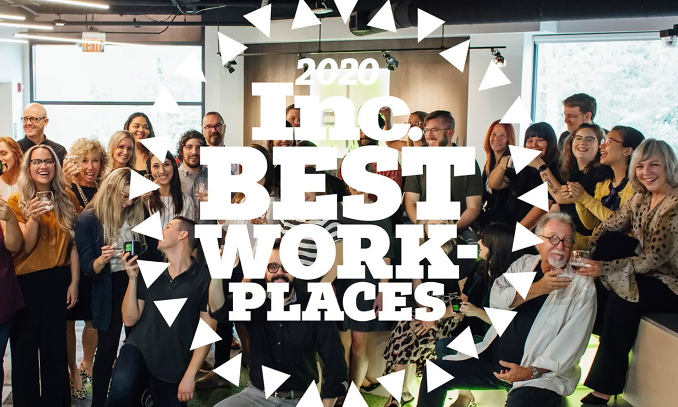 Inc. 2020 Best Workplaces