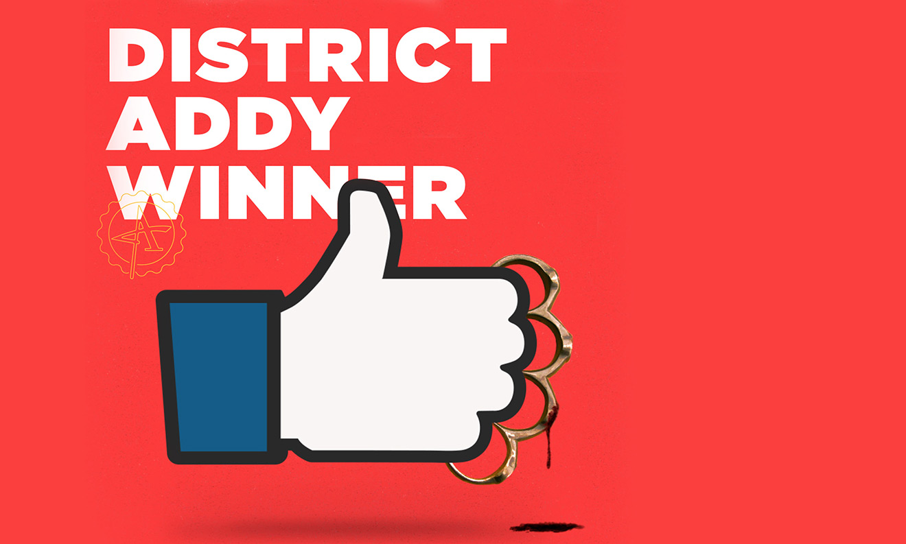 District ADDY Winner