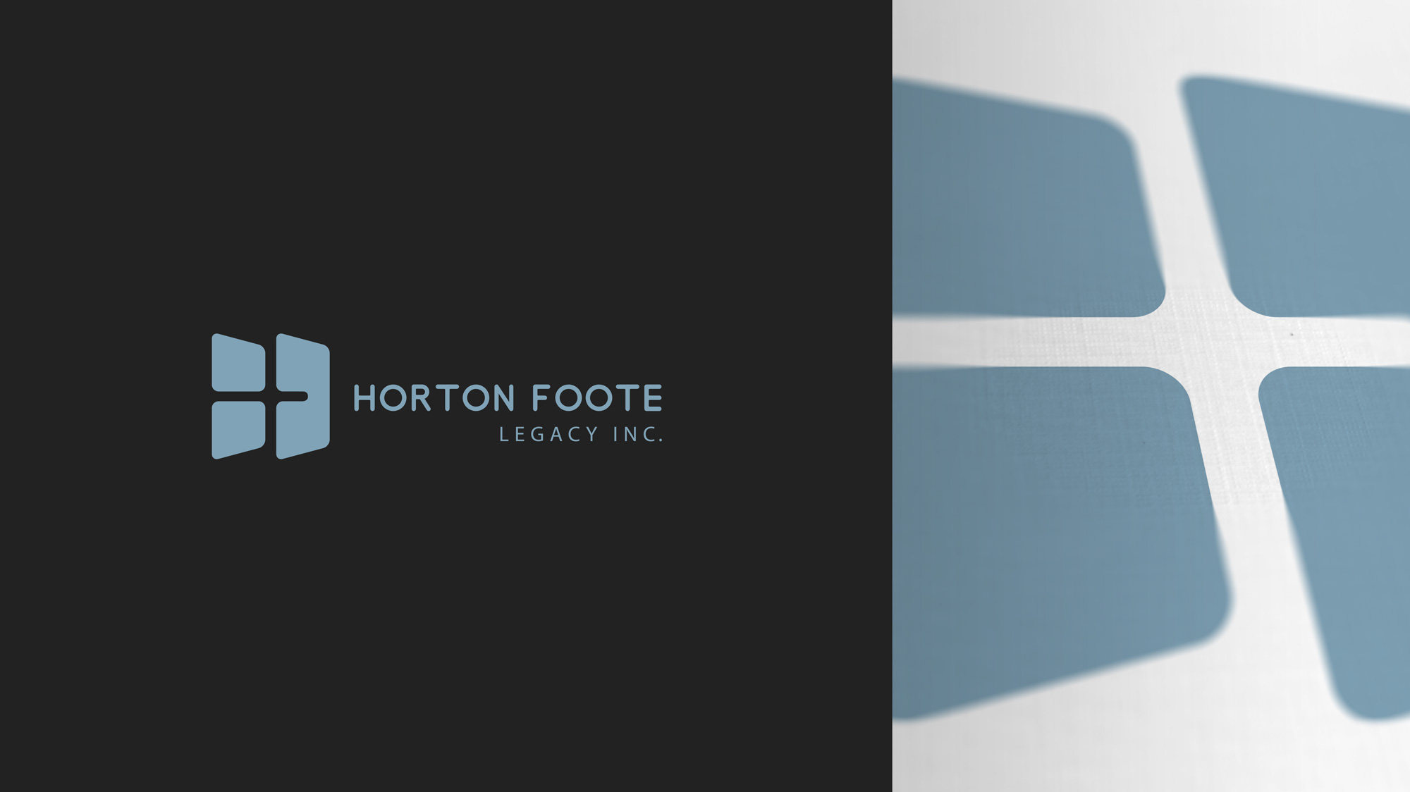 Horton Foote Legacy logo