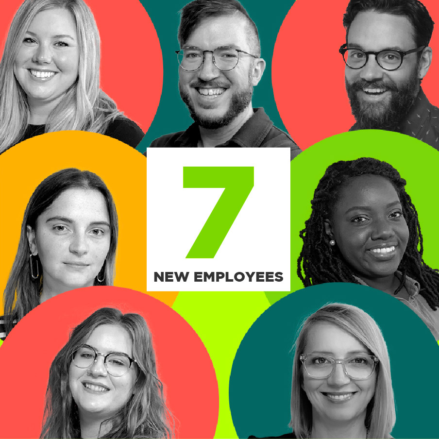 7 New Employees